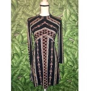 FREE PEOPLE for URBAN OUTFITTERS Long Sleeve Dress